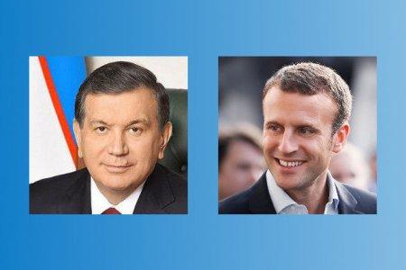 Шавкат Мирзиёев расмий ташриф билан Францияга боради